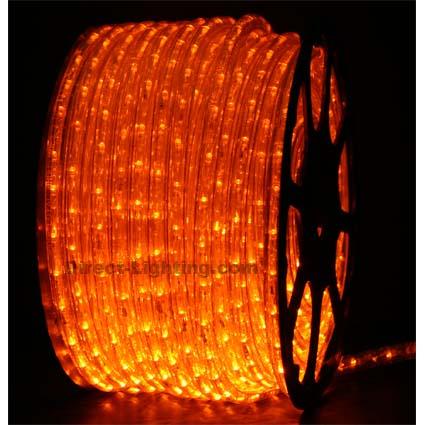 Orange led rope lights 148ft rlwl 148 or direct lighting orange led rope light 148ft rlwl 148 or rlwl 148 aloadofball Image collections