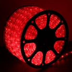 148FT Red LED Rope Light RLWL-148-RED LED Rope Lights, LED Rope Light, Affordable LED Rope Lights, LED Rope Light, Outdoor LED Rope Light, LED 120V, Red LED Rope Light