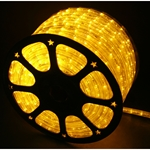 148FT Yellow LED Rope Light RLWL-148-YEL LED Rope Lights, LED Rope Light, Affordable LED Rope Lights, LED Rope Light, Outdoor LED Rope Light, LED 120V, Yellow LED Rope Light,RLWL-148-YEL