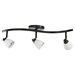 3-Light Bar Track Lighting Kit D268-23C-DB-WH - D268-23C-DB-WH