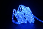 Blue Rope Lights LED 24