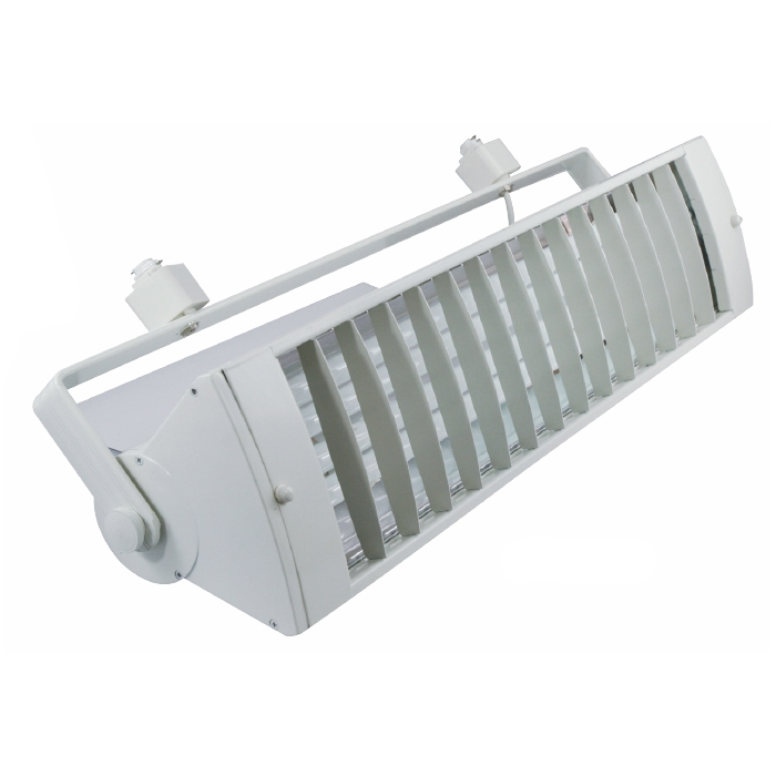 Compact fluorescent track lighting track lighting 50078 in compact fluorescent track lighting fixture 50078 mozeypictures Image collections