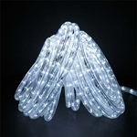 50FT LED Rope Light Cool White