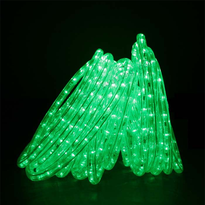 Green Rope Lights LED 50'