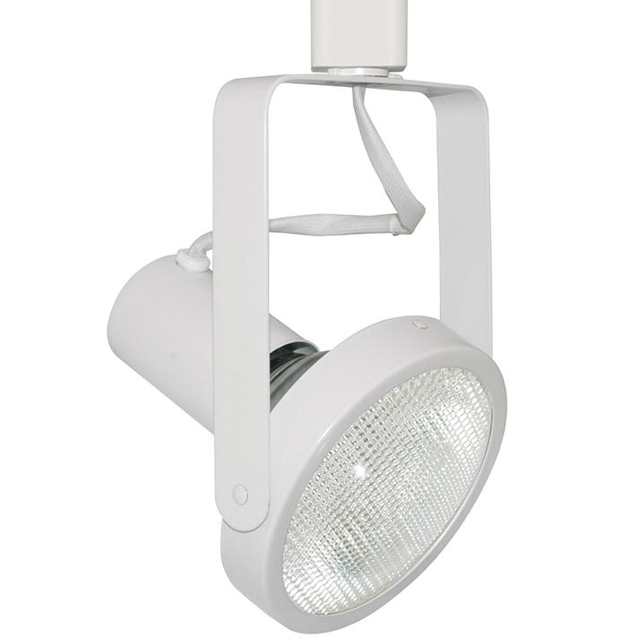 Juno T368 Trac-Master Line Voltage Fixture in White  sc 1 st  Direct-Lighting.com & Buy Juno Lighting T368 PAR38 Open Back Track Light | Direct ... azcodes.com