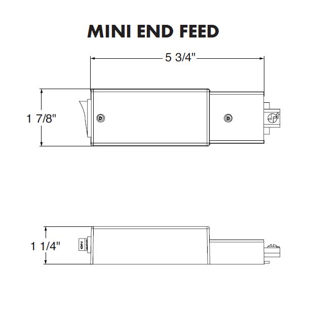 Trac-Master Current Limiting Mini End Feed