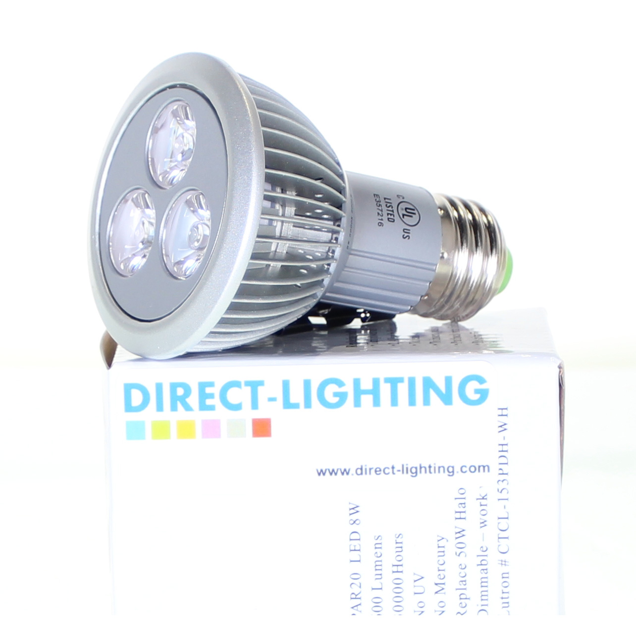 LED Light Bulb LB-7133-BS-3K  - LB-7133-BS-3K