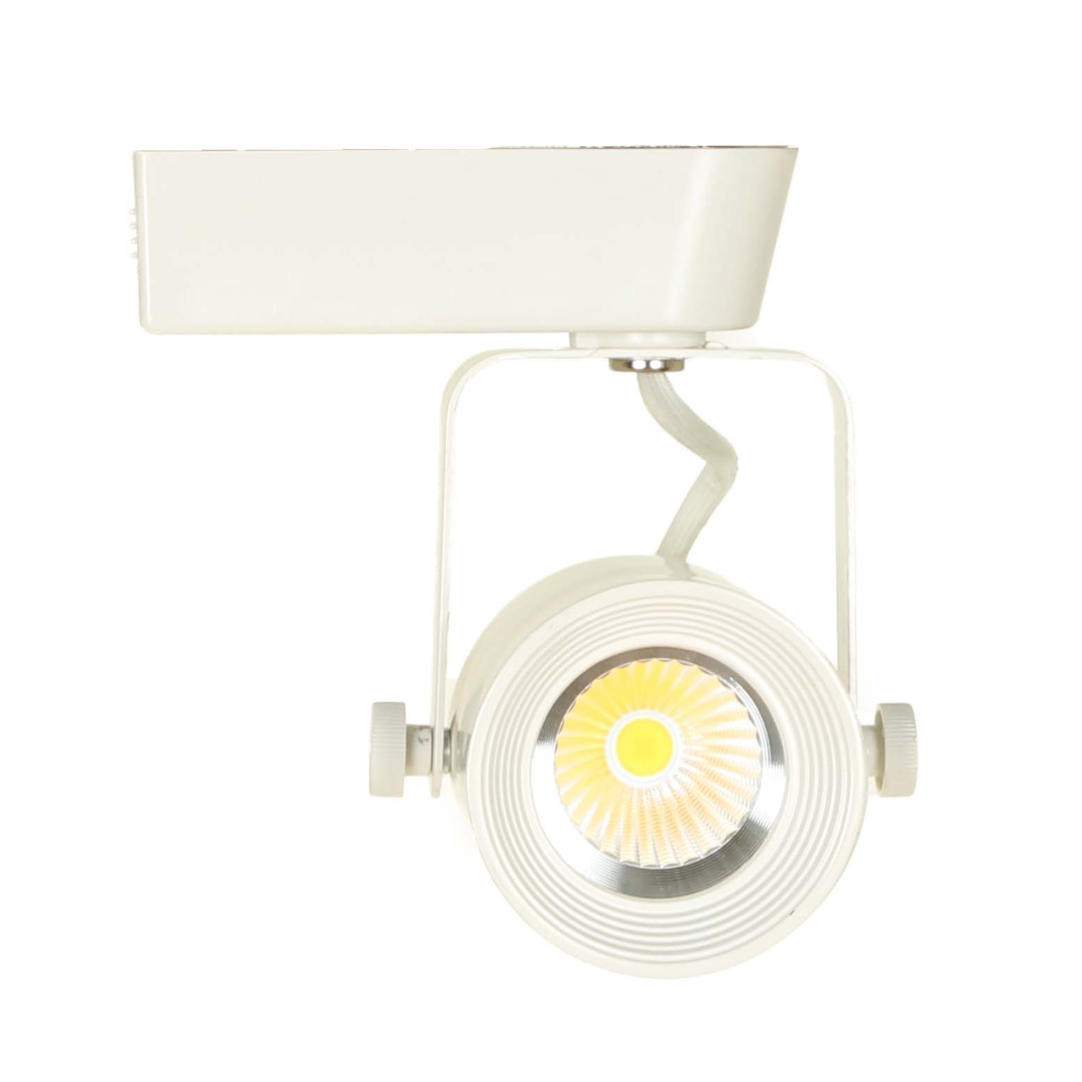 LED Track Lighting Kit HT-60088 White  sc 1 st  Direct-Lighting.com : white track lights - azcodes.com