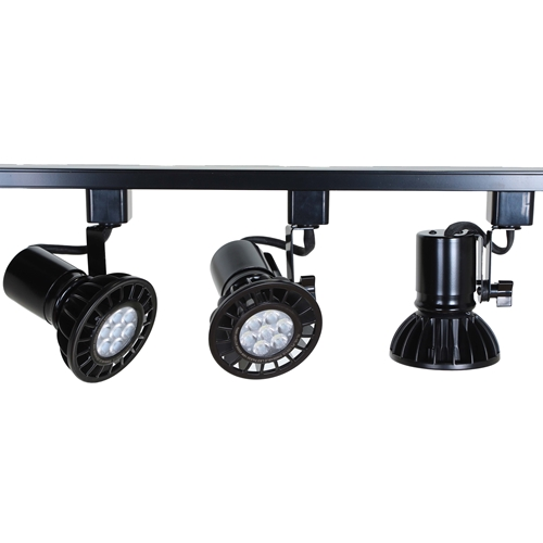 LED PAR30 Track Lighting Kit