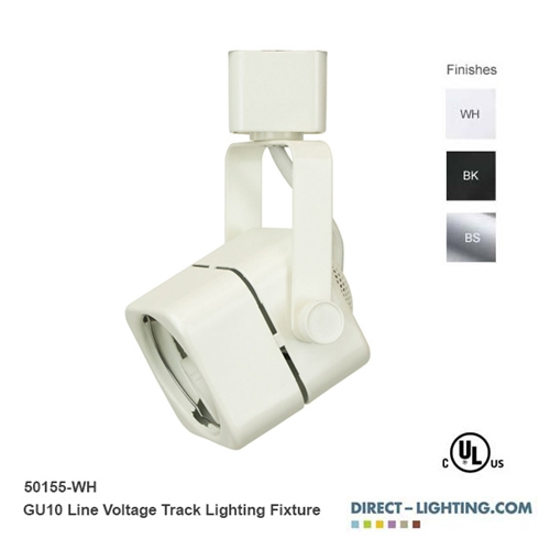 Line Voltage Track Lighting Fixture 50155