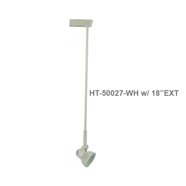 Low Voltage Track Lighting 50027 No Back Light Gallery