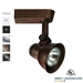 Low Voltage Track Lighting Fixture 50027 - 50027-HT-WH