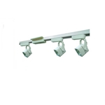 Line Voltage Track Lighting White
