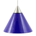 Mini Pendant Lighting DPNL-25-6-BLUE - DPNL-25-6-BLUE-DCPL-85-BS + BO-78