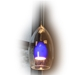 Mini Pendant Lighting DPNL-33-6-CLRBLUE - DPNL-33-6-CLRBLUE-DCPL-85-BS + BO-78