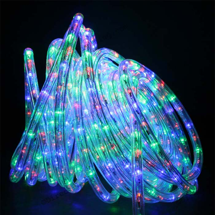 Multi-Color Rope Lights LED 50'