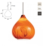 QP933-AM WAC Lighting Low Voltage Pendant Shade