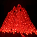 50FT LED Rope Light Red