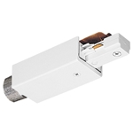 Trac-Master Two Circuit Conduit Feed Juno Lighting Group, Trac-Master Conduit Feed Adapter, Track Lighting Track, Track Lighting, Juno Lighting Parts, TU34