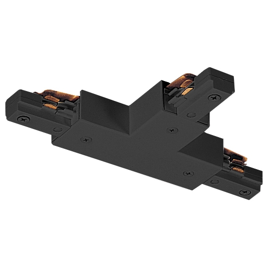 Trac-Master Two Circuit T Connector  - TU25-WH