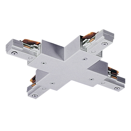 Trac-Master Two Circuit X Connector   - TU26-WH