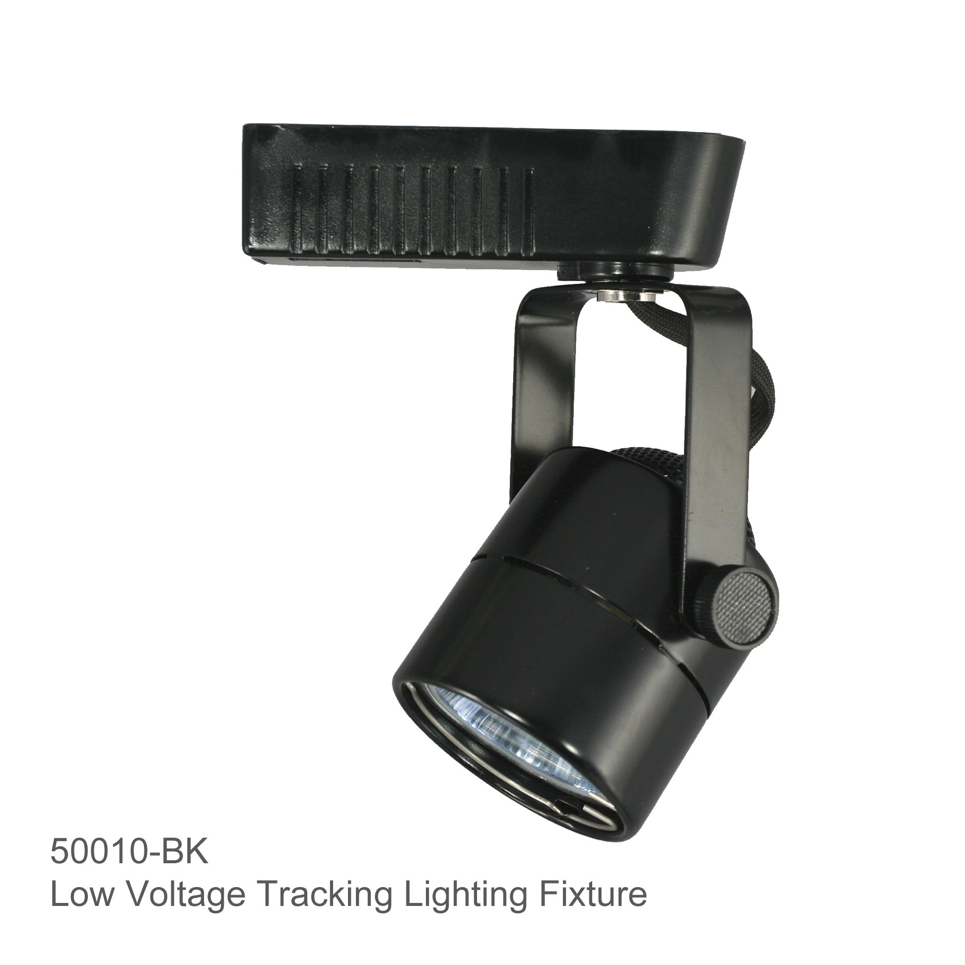 Low Voltage Track Lighting Kit Black