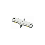 Track Lighting Straight Connector White