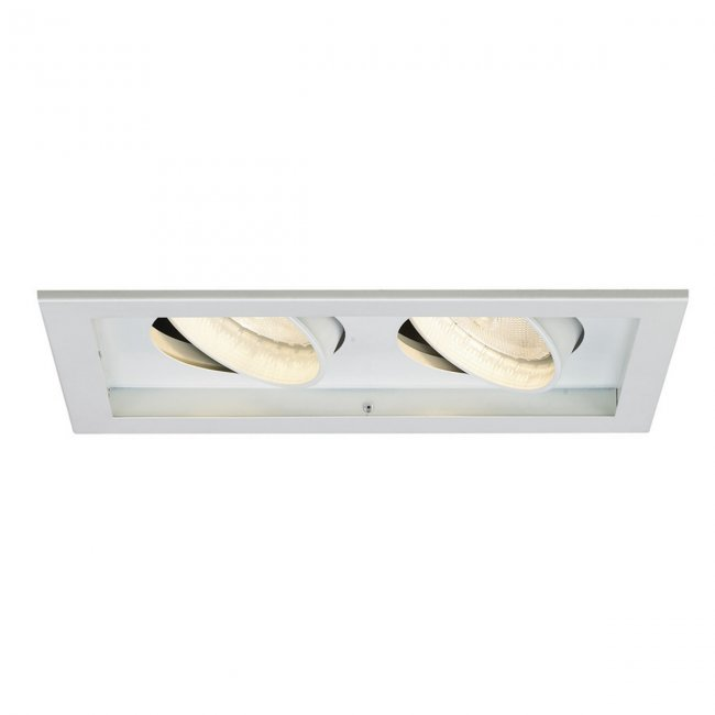 Buy line voltage multiple spot recessed lights trim mt 230 direct wac lighting 2 light par30 line voltage multiple spot recessed trim mt 230 aloadofball Images