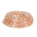 120 Volt Warm White Incandescent Rope Light 24 Feet