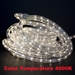 Warm White LED Rope Light 50ft - RLWL-50-WW (4000K) - RLWL-50-WW-4000K