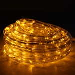 Yellow Rope Lights LED 24