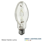 Pluse Start Metal Halide Lamp 150W 1013 Metal Halide Lamp, 150W Metal Halide Lamp, HID Lamps, ANSI M102/E, Plusrite 1013