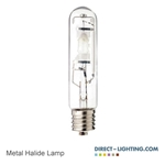 Pluse Start Metal Halide Lamp 250W 1019 Metal Halide Lamp, 250W Metal Halide Lamp, HID Lamps, ANSI M58/E, Plusrite 1019