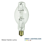 Pluse Start Metal Halide Lamp 360W 1021  Metal Halide Lamp, 360W Metal Halide Lamp, HID Lamps, ANSI M59/E, Plusrite 1021
