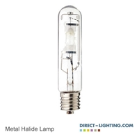 Pluse Start Metal Halide Lamp 400W 1026  Metal Halide Lamp, 400W Metal Halide Lamp, HID Lamps, ANSI M59/E, Plusrite 1026