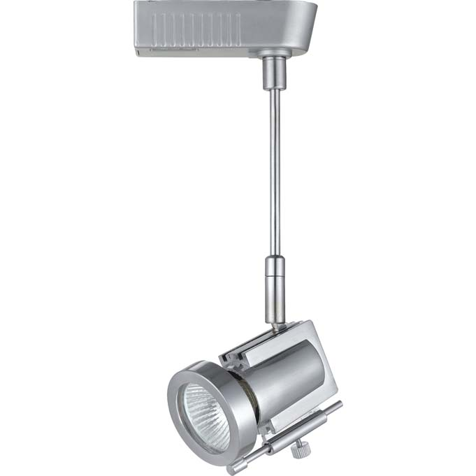 Low Voltage Track Lighting Fixture 50037 Low Voltage Track Lighting, Track Fixtures, Track Head, Track Lights, extension stem, projection cylinder, barn doors, Directional Spot Track Head, Retail Store Lighting, Ceiling Lighting, General Lighting, Kitchen Lighting, Halogen, 12V, MR16, 967