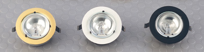 Recessed Lighting BO-603 Puck lights, recessed light, mini cabinet light