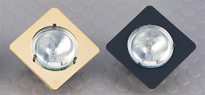 Recessed Light BO-604 Puck lights, recessed light, mini cabinet light