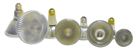 Light Bulb Halogen PAR Lamp Generic Saving Pack Halogen Light Bulbs, PAR Lamps, PAR20, PAR30, PAR38