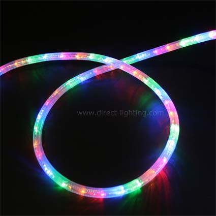 LED Rope Light HC109 LED Rope Light, Custom LED Rope Light, Custom Length, Affordable LED Rope, LED Rope Lighting By The Foot, LED 120V, Decorating Lighting, Led Rope Light