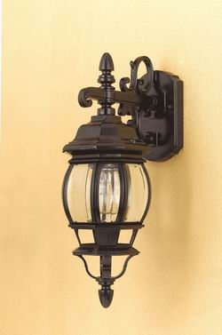 Outdoor Lantern OL-142WD-BK Outdoor Lantern, Discount,Outdoor Wall Lamp, Outdoor fixture, Wall Sconce
