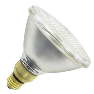 PAR38 Bulb 60Watts (P3860FLVE) PAR38 Light Bulb,Halogen Bulbs, 60W,110-130V