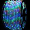 Shop led rope lights led strip lights led tape light at direct multi color rope lights mozeypictures Images