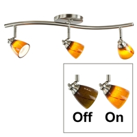 3 Light Bar Track Lighting Kit D268 23c Bs Ams