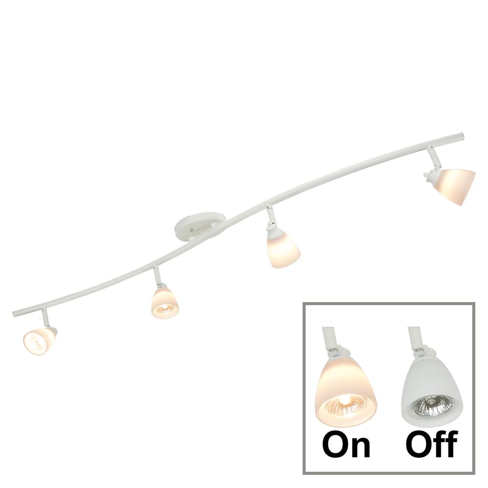 Light Bar Track Lighting Kit, Fixed Track Lighting Kit