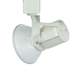 Track Lighting Fixture 50047-L30-3K-WH Side View