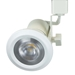 Track Lighting Fixture 50047-L30-3K-WH Front View