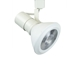 PAR38 LED 18W 3K Warm White Track Lighting Fixture Front View 50047-L38-3K-WH