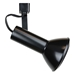 Flat Back Unviersal PAR 38 LED Lamp 3K Track Lighting Fixture Side View