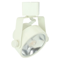 LED Track Lighting Fixture 60094 White Front view
